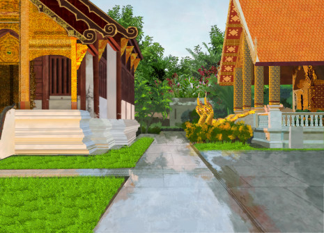 Ce mois-ci, découvrez la Thaïlande avec vos compagnons!